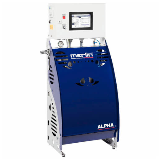 ALPHA High Pressure Humidification
