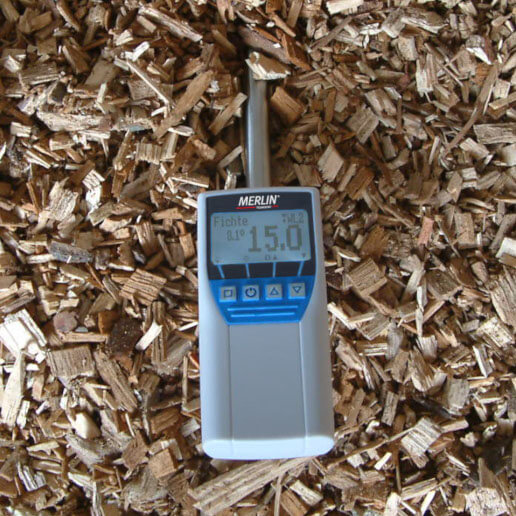 EVO-CHIPS Biomass Moisture Meter