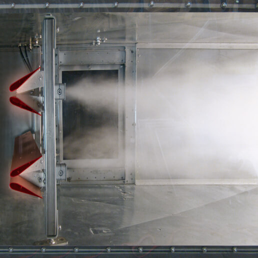 ORBIT WING Humidification System