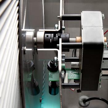 Rotating Lamella Humidity Control