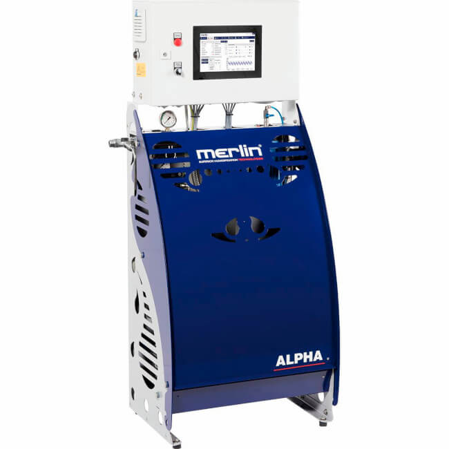 Alpha High Pressure Humidity System