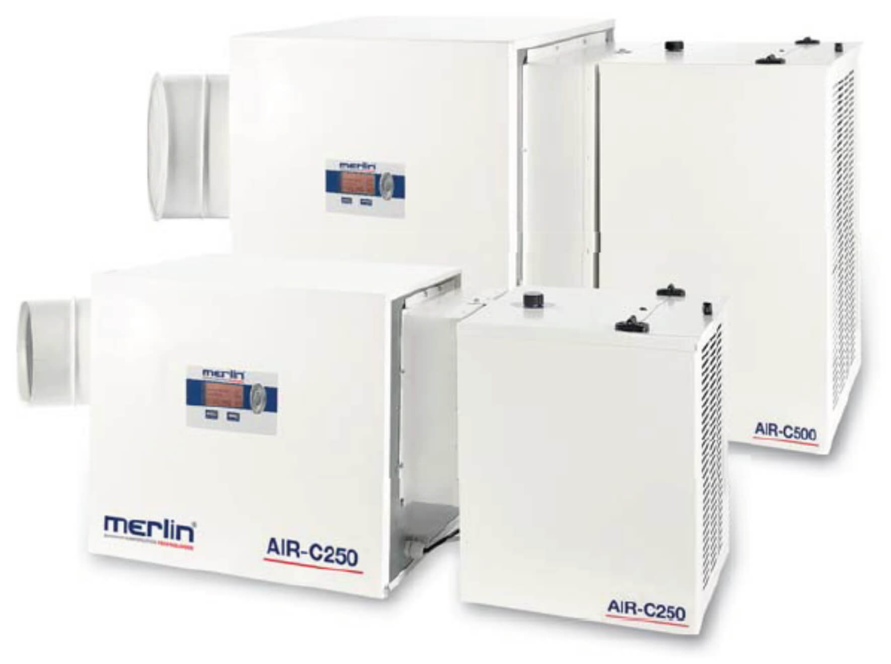 AIR-C Humidifiers with Ventilation