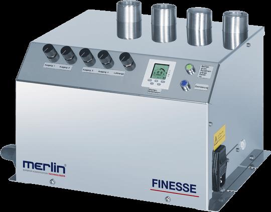 FINESSE Ultrasonic Humidifier