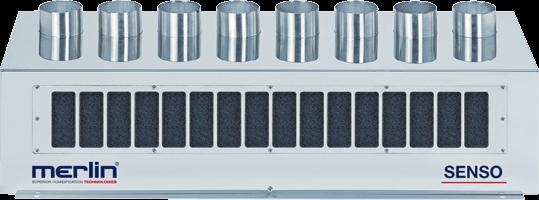 SENSO Ultrasonic Humidifier