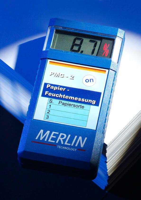 HM8-PMC2 Paper Moisture Meter