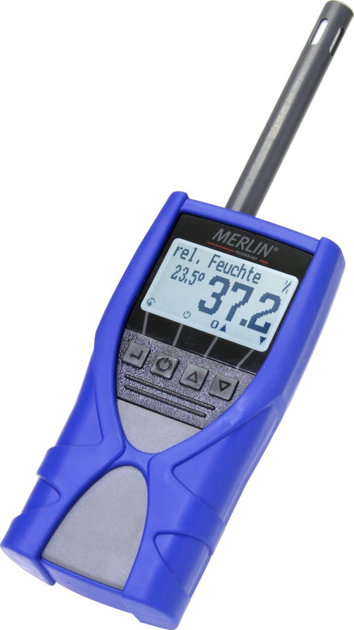 HM8-RLF Humidity and Temperature Measuring Device